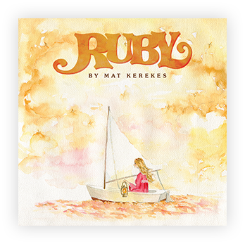 """0a7b9423b LP Review; Mat Kerekes: """"Ruby"""" – What's So Special About Music Anyways?"""